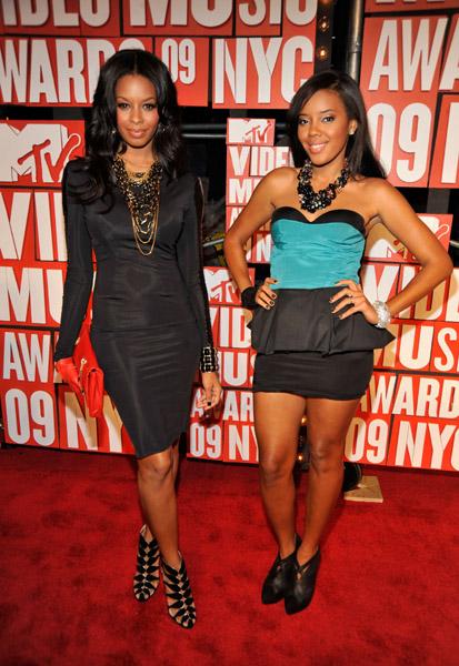 MTV VMA Vanessa n Angela