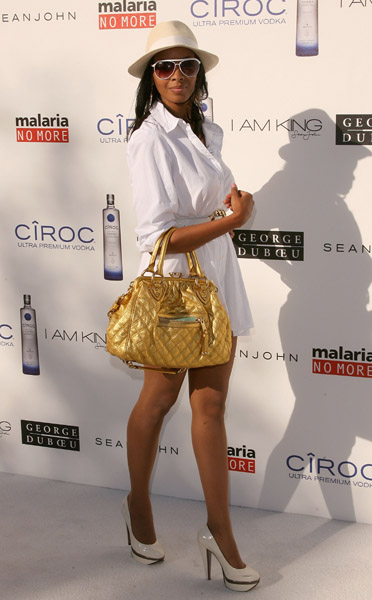Vanessa Simmons at White Party