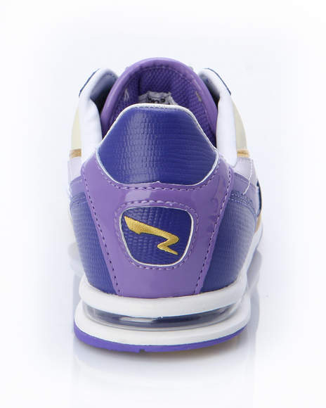 blueberry sneakers
