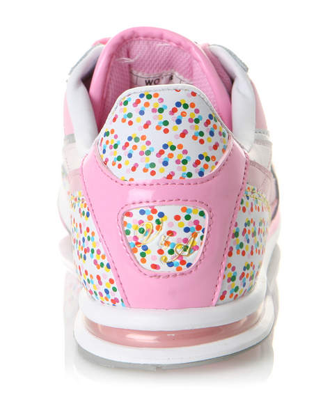 Sprinkles Cake Runners | Pastry Shoes