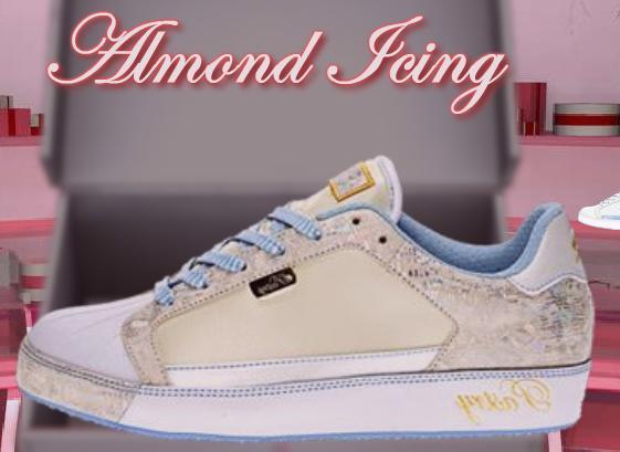 Almond Icing
