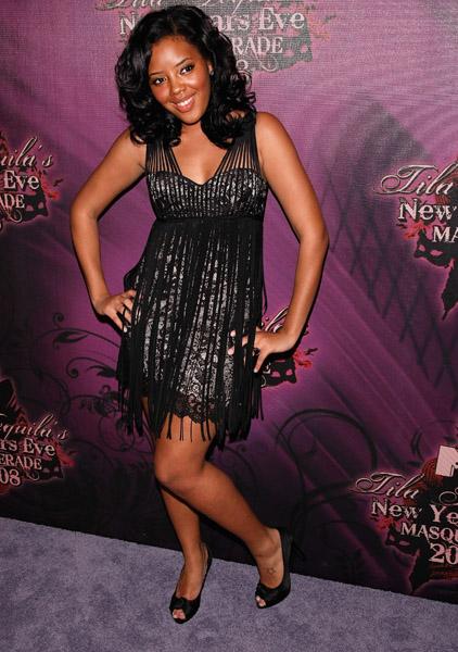 Angela Simmons NYE