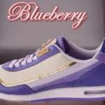 blueberry pastry shoes