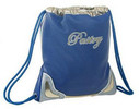Pastry Handbags: Blue Shelltoe Sack Pack