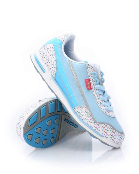 pastry vanilla sprinkles runners