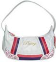 Pastry Handbags: Pink Candy Sprinkles Shoulder Bag