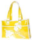 Pastry Handbags: Yellow Cupcake Tote