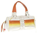 Pastry Handbags: Orange Layer Cake Bag