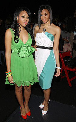 angela simmons vanessa simmons