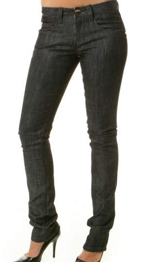 Pastry Shoes Fab Cookie Raw Stretch Jean