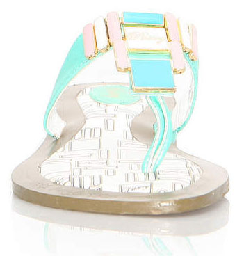 pastry electro pie apple sandal