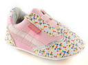 INFANT SIZE: Pastry Sprinkles crib shoes