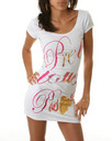 Pastry Apparel: PRECIOUS PASTRY SEQUIN DRESS