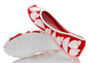 Pastry Glam Fruit Ballerina Flat in Strawberry