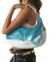 Pastry Handbags: Retro Print Hobo