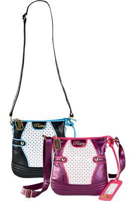 Pastry Glam Diamond Cross Body Handbag