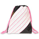 Pastry Handbags: Glam Patent Pink Espresso Cinch Sack