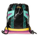 Pastry Handbags: Neon Fruit Fab Cookie Cinch Sack