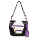 Glam Blackberry Messengers Bag by PASTRY