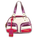 Glam Plum Satchel by PASTRY