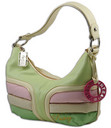 Pastry Handbags: Strawberry Puff Mini Hobo