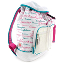 Girl Scouts Thin Mint Backpack by PASTRY