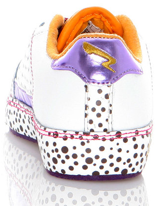 Toddler size: Pastry Passion Fruit Lowtops