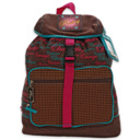 Pastry Girl Scout Thin Mint Backpack in Brown