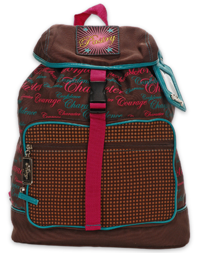 Pastry Girl Scout Bag