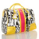 Status Luggage Bag by Pastry Handbags