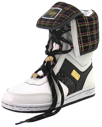 Pastry Glam Pie Ice Boots in White