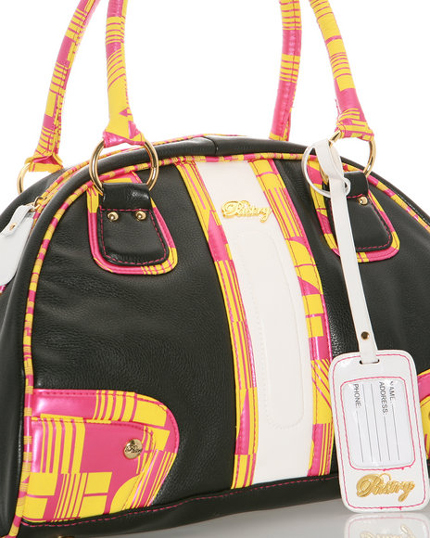 Pastry Retro Tote in Black