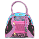 Pastry Neo Berry Black Bowler Bag