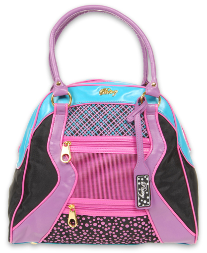 Pastry Neo Berry Bowler in Black Bag
