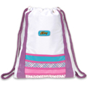 Pastry Neo Berry Cinch Sack in White