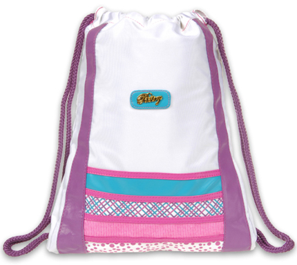 The White Neo Berry Cinch Sack