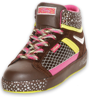 Preschool size: Pastry Choco Berry Hitops