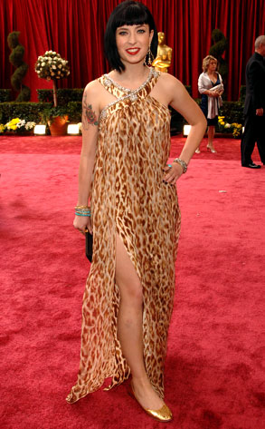 Diablo Cody at the 2008 Oscars