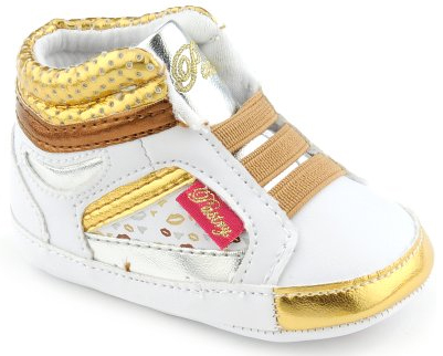 Pastry Electric Kisses Crib Shoes