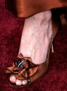 Rita Hayworth Heels
