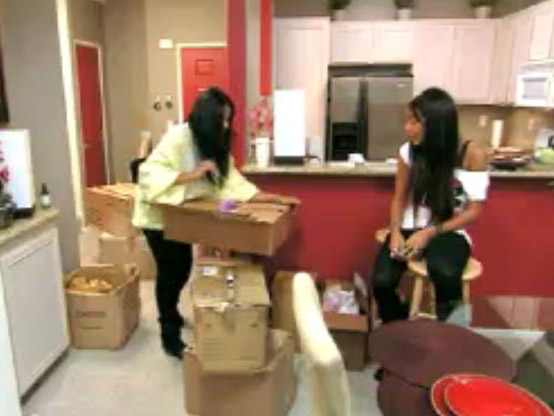 vanessa and angela simmons apartment