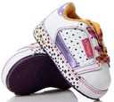 Infant size: Pastry Passion Fruit Fab Cookie Lowtops