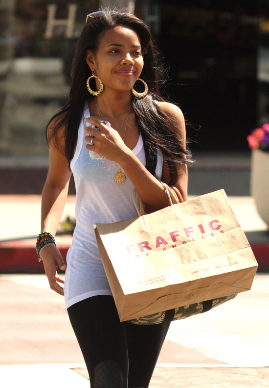 Angela Simmons of Run's House has said in an interview for Honey Magazine,