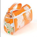 Pastry Orange Layer Cake Bag