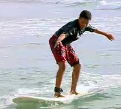 diggy-surfing
