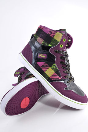 Pastry Black Current Vulc Glam Pie Hitops