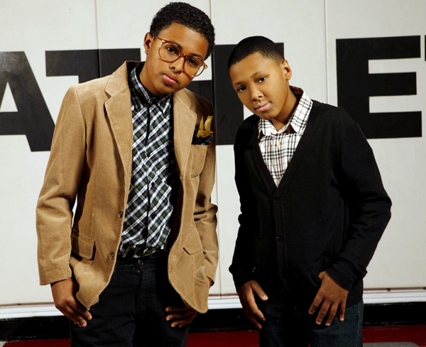 Diggy Simmons And His Sisters DIggy Photoshoot w Russy