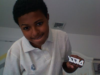 Diggy Simmons Ring