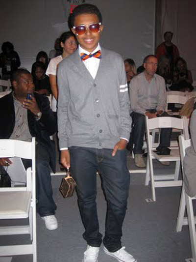 Diggy Simmons Fashion Week 02