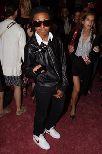 Diggy Simmons Fashion Week 04